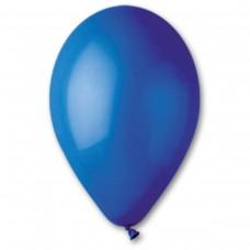 """10""""(25см) шар латексный пастель темно-синий/46 (100шт) Gemar (Италия)"""