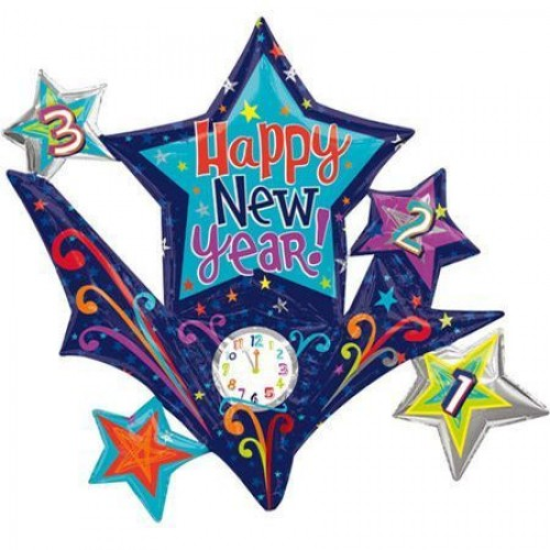 Фигура созвездие с новым годом (AN БФ)