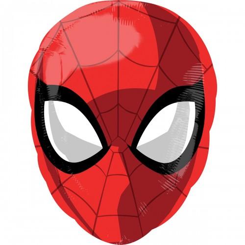 Фигура человек паук голова (AN БФ)