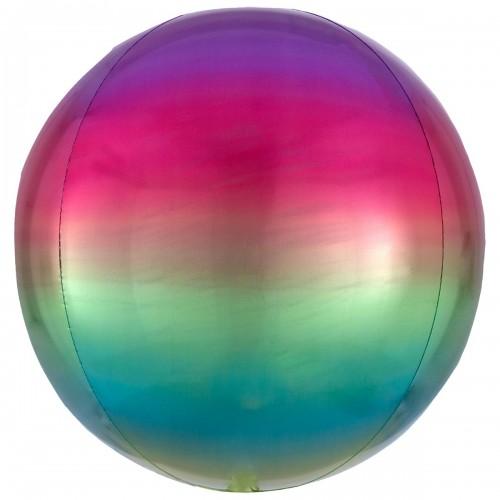 AN 3d сфера (40см) градиент радуга (США)