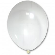 """В 12"""" (30см) 105/038 кристалл прозрачный (50шт) BelBal"""