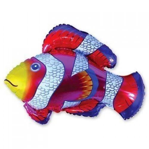 МФ рыба пестрая красная (FM)