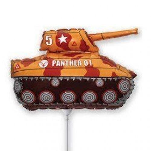 МФ танк коричневый (FM)