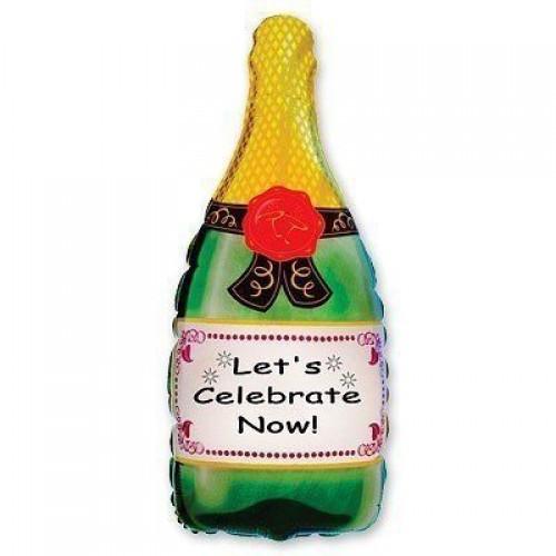 Фигура бутылка шампанского (fm БФ)