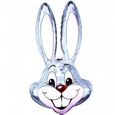 Фигура Кролик серый (fm БФ)