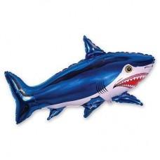 Фигура Акула синяя (fm БФ)