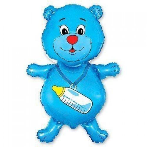 Фигура медвежонок мальчик (fm БФ)