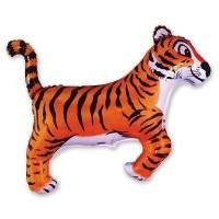 Фигура тигр черные полоски (fm БФ)