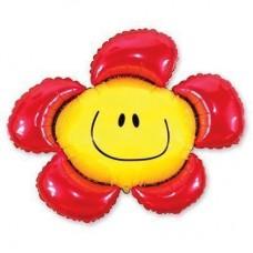 Фігура сонячна усмішка червона (fm БФ)