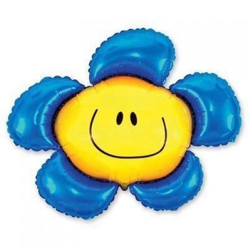 Фигура солнечная улыбка синяя (fm БФ)