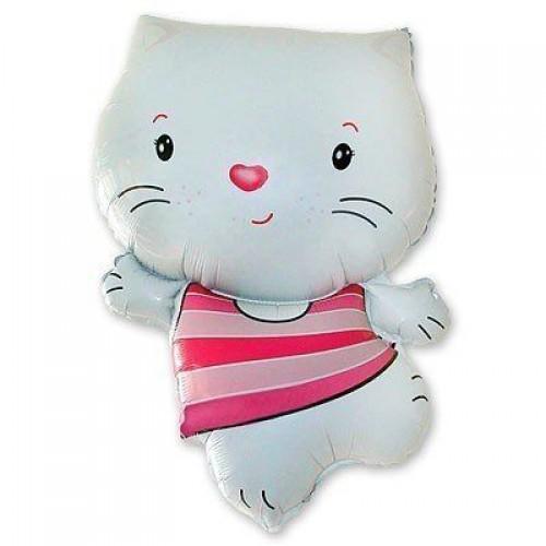 Котенок белый (fm БФ)