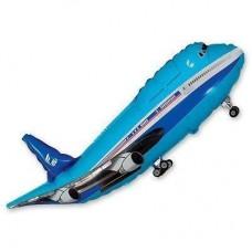 МФ літак синій (FM)