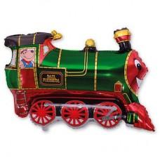 МФ поезд зеленый (FM)