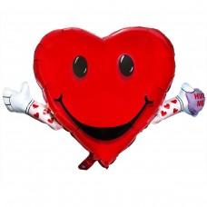 Фігура серце з руками (fm БФ)