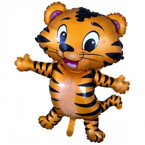 Фигура тигренок черные полоски (fm БФ)