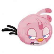 Фигура angry birds розовая (AN БФ)
