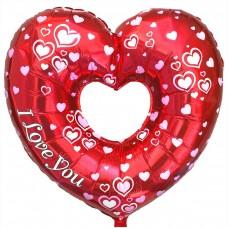 Фигура ily восхитительное сердце (fm БФ)