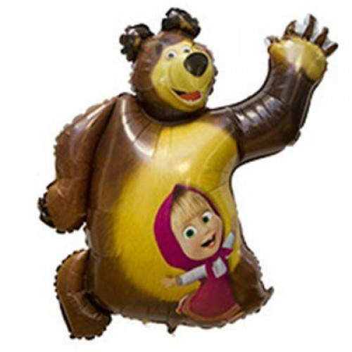 Маша і ведмідь (г БФ)