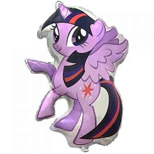 Фигура пони фиолетовый (fm БФ)