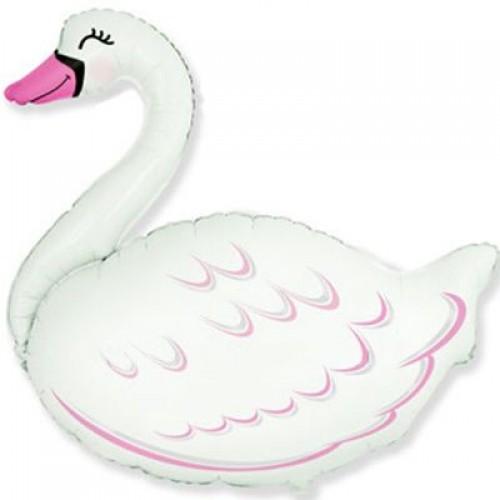 Фигура лебедь белый (fm БФ)