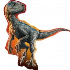 Велика фігура Динозавр Раптор (Qualatex США)