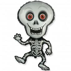 Фігура Фольгированная скелет сірий (fm Іспанія)