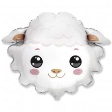 Большая фигура голова овечки Flexmetal (Испания)