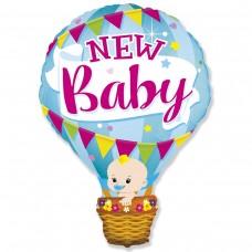 Фигура Воздушный шар мальчик (fm БФ)