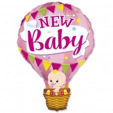 Фигура Воздушный шар девочка (fm БФ)
