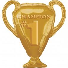 Кубок чемпиона фольгированная фигура (AN БФ) США