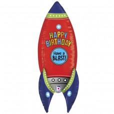 Большая фигура hb уп космическая ракета (Grabo Италия) БФ