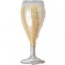 Бокал шампанского, 99*44 см (Китай БФ)