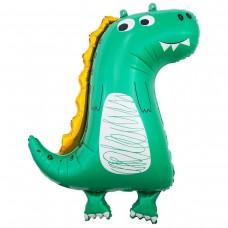 ФИГУРА Динозаврик зеленый 86см (Китай БФ)