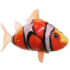 Летающая рыба КЛОУН на пульте управления (145см)