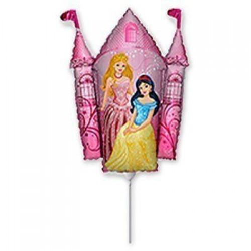 МФ принцессы и замок розов (FM)