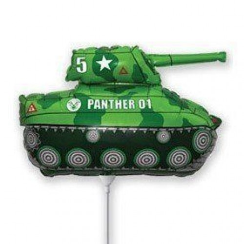 МФ танк зеленый (FM)