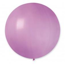 """31 """"(78см) куля латексна пастель рожева / 06 (1шт) Gemar (Італія)"""