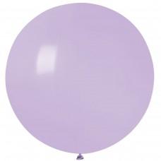 """18 """"(46см) куля латексна пастель бузоковий / 79 (1шт) Gemar (Італія)"""