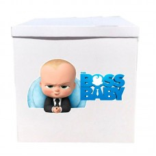 Наклейка на коробку бос молокосос (50см)