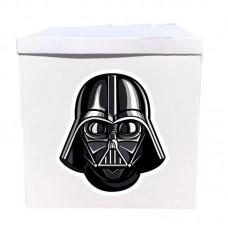 Наклейка на коробку Дарт Вэйдер (50см)