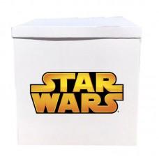Наклейка на коробку star wars (50см)