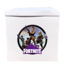Наклейка на коробку Fortnite (50см)