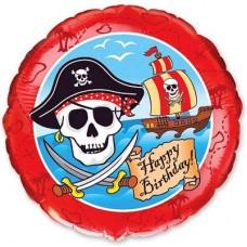 """18 """"(45см) hb пірати (fm)"""