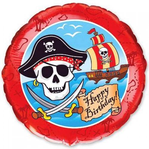 "18"" (45см) hb пираты (fm)"