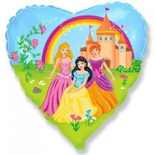 """18"""" принцессы на прогулке/fm"""
