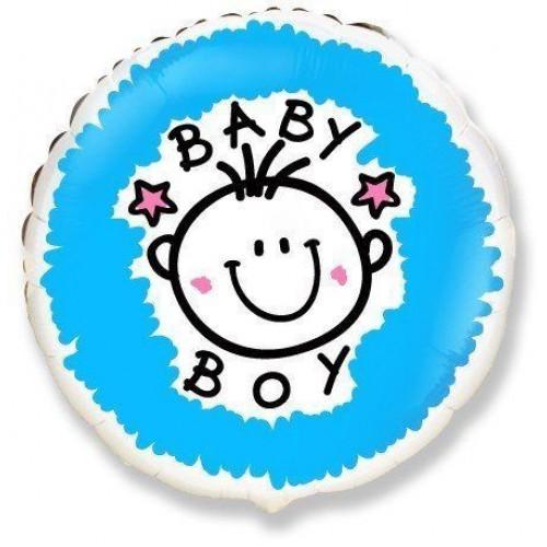 "18"" (45см) baby boy (fm)"