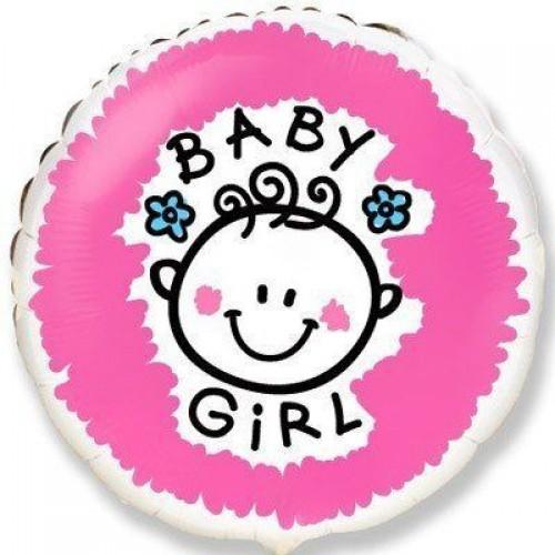 """18"""" (45см) baby girl (fm)"""