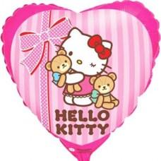 """18 """"(45см) hello kitty кращі друзі / fm"""