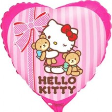 "18"" hello kitty лучшие друзья/fm"