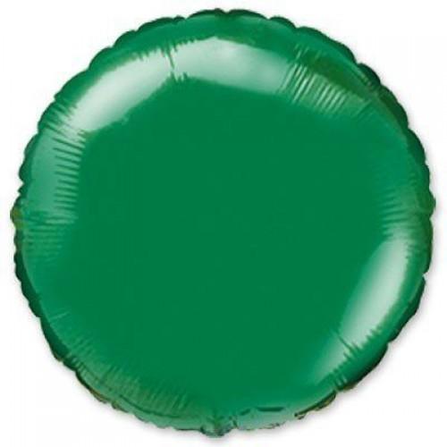 "18"" (45см) круг зеленый"